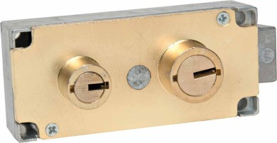 Bullseye S.D. Locks product - 7750-BNLN-BR