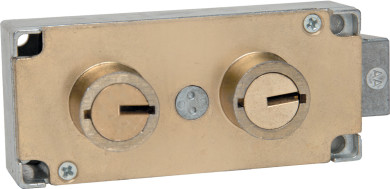 Bullseye S.D. Locks product - 7750-DBN-BR