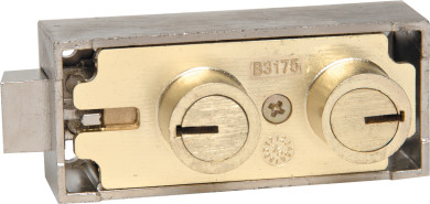 Bullseye S.D. Locks product - B3175 BR