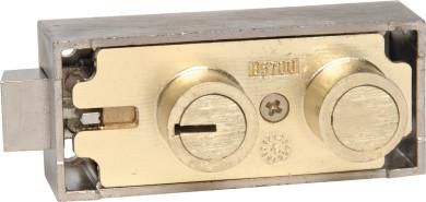 Bullseye S.D. Locks product - B5700 BR SS