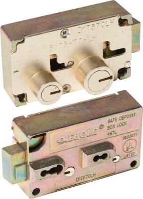 Bullseye S.D. Locks product - D175-70-LH