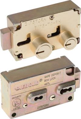 Bullseye S.D. Locks product - D175-70-RH